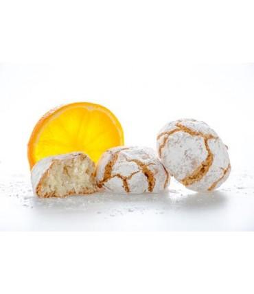Biscotto di Mandorla al gusto Arancia 500 gr