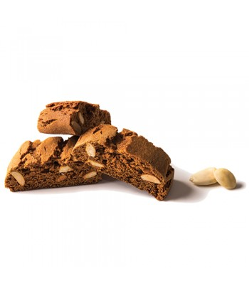 Piparelle  230 gr. - Biscotti al cacao e mandorle