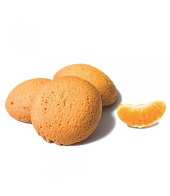 Frollini al gusto di mandarino 300 gr.